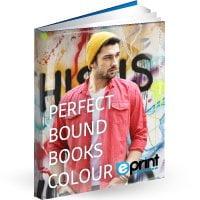 Perfect Bound Colour Books
